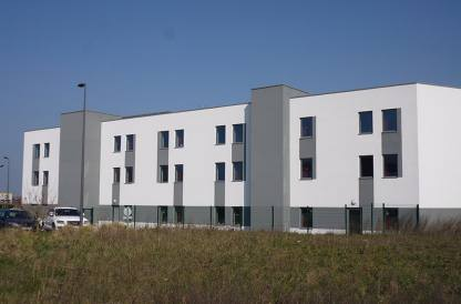 HOTEL A LAVAL - ISOLATION EN POLYSTYRENE